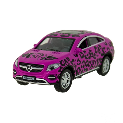 "Автомодель Technopark Glamcar  Mercedes-Benz Gle Coupe (GLECOUPE-12GRL-PIN) купить в магазине ""Пустун"""