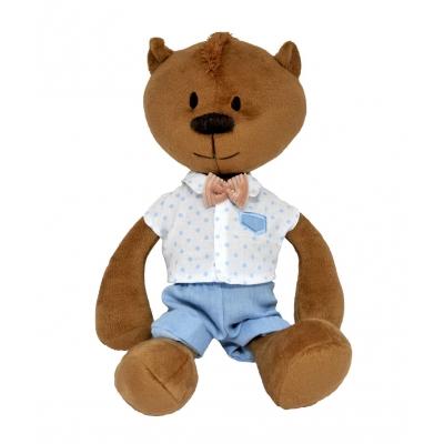 """Мягкая игрушка TIGRES Мишка Адриан (ВЕ-0215) купить в магазине """"Пустун"""" Фото 2"""