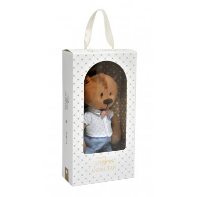 """Мягкая игрушка TIGRES Мишка Адриан (ВЕ-0215) купить в магазине """"Пустун"""" Фото 3"""