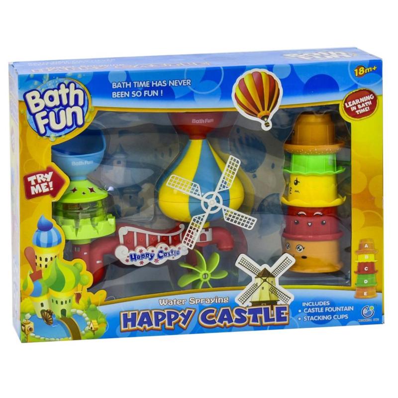 """Игрушка для ванной """"Счастливый замок"""" 9911 купить в магазине """"Пустун"""""""