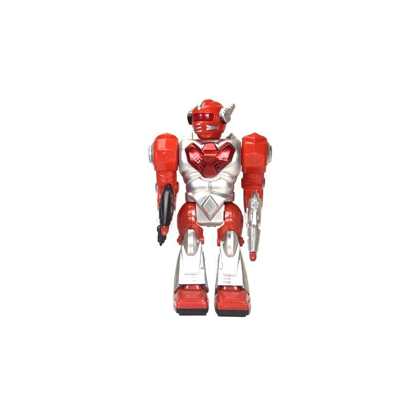 """Робот музыкальный Mech Swat красный купить в магазине """"Пустун"""""""