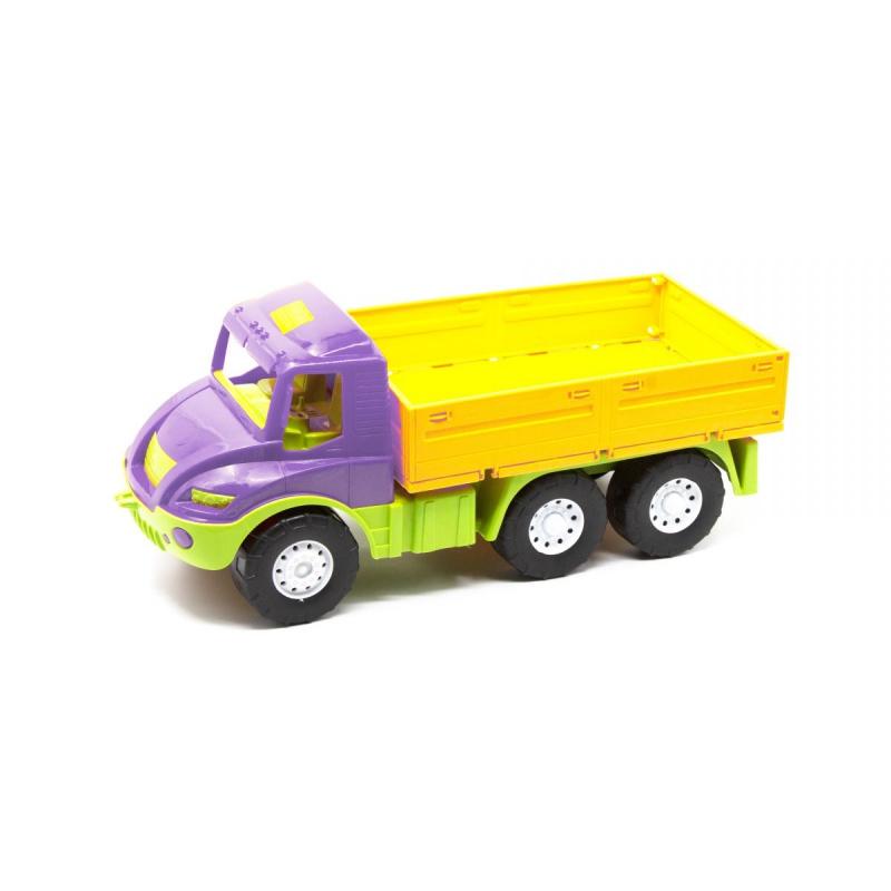"""Машинка Атлантис, бортовая (фиолетовая) купить в магазине """"Пустун"""""""