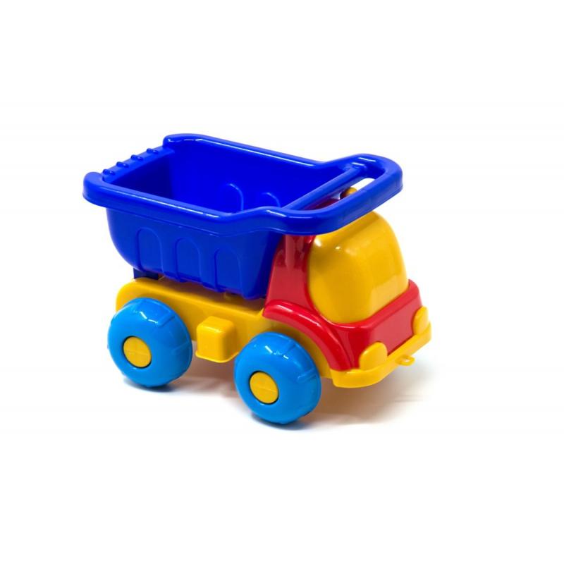 """Машинка-грузовик Пчелка синий 0015 купить в магазине """"Пустун"""""""