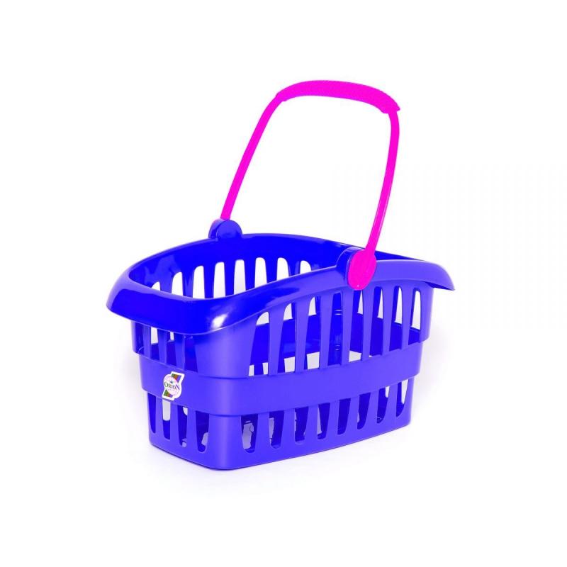 """Корзина для покупок (синяя) 454 купить в магазине """"Пустун"""""""