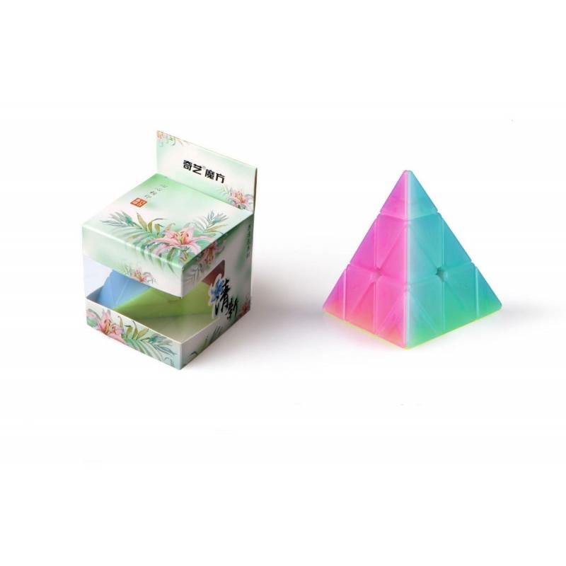 "Пирамидка Рубика Pyraminx Jelly Color 3х3 купить в магазине ""Пустун"""