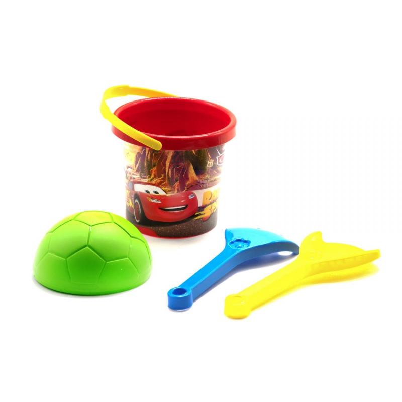 """Песочный набор TIGRES Тачки 4 предмета (77651) купить в магазине """"Пустун"""""""