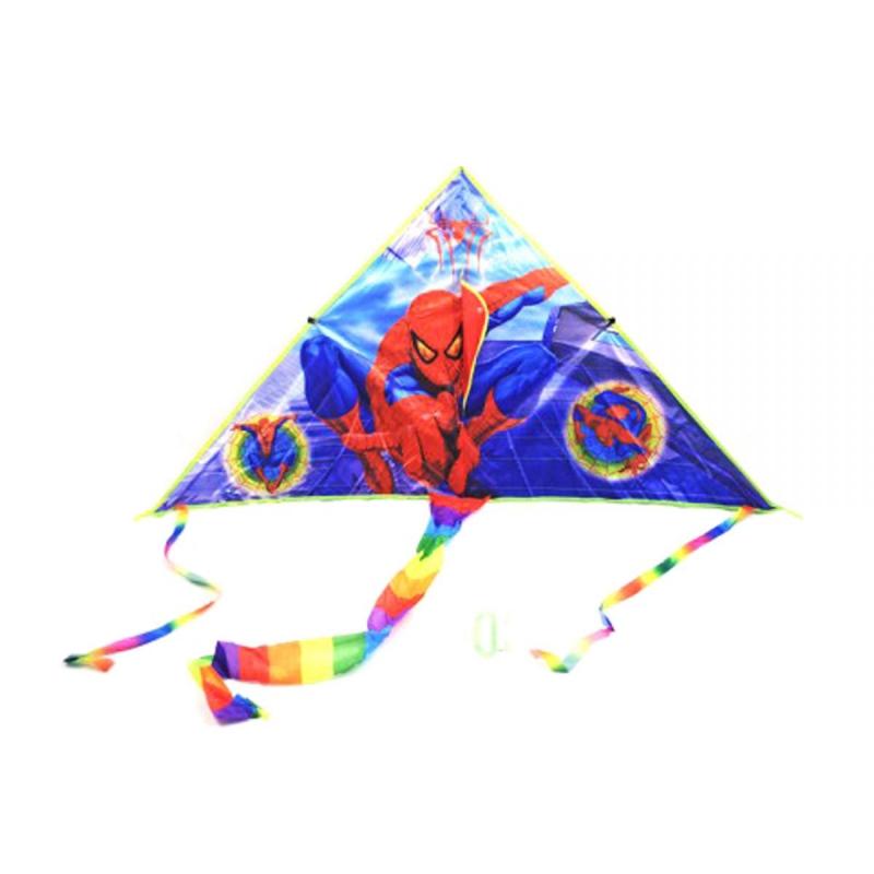 """Воздушный змей """"Человек Паук"""" (90 х 127 см) F777E купить в магазине """"Пустун"""""""