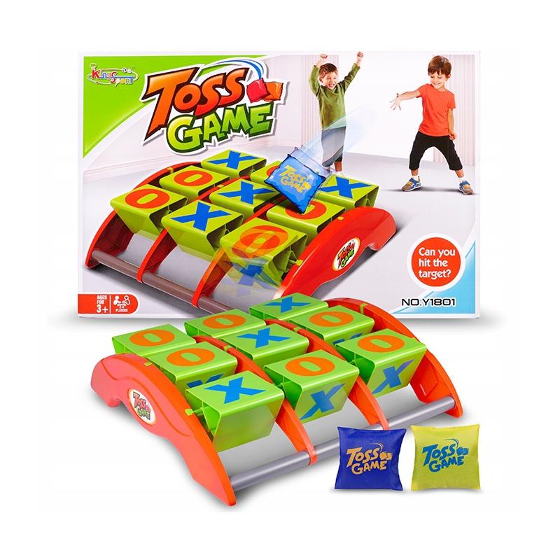 """Игра """"Toss Game: Крестики-нолики"""" Y1801 купить в магазине """"Пустун"""""""
