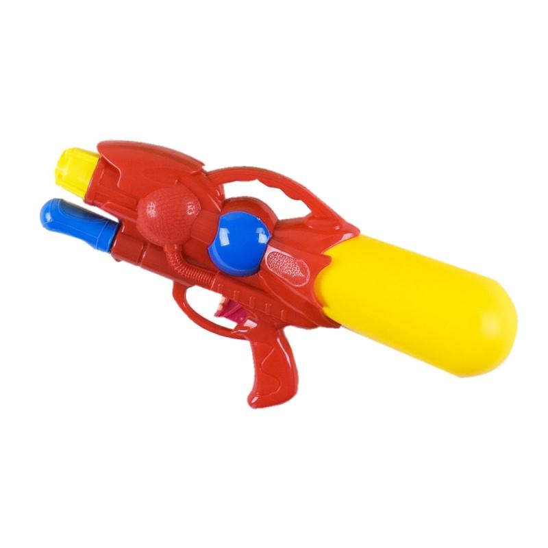 """Водяной пистолет с накачкой (красный) M393 купить в магазине """"Пустун"""""""