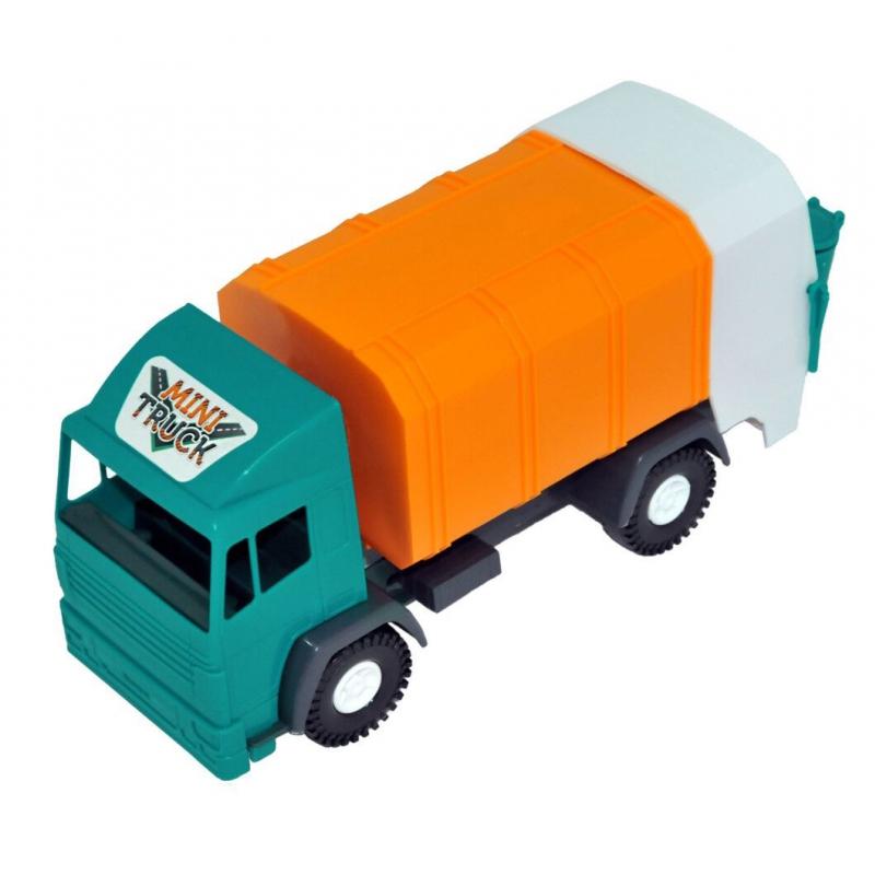 """Машинка TIGRES Mini truck Мусоровоз (39688) купить в магазине """"Пустун"""""""