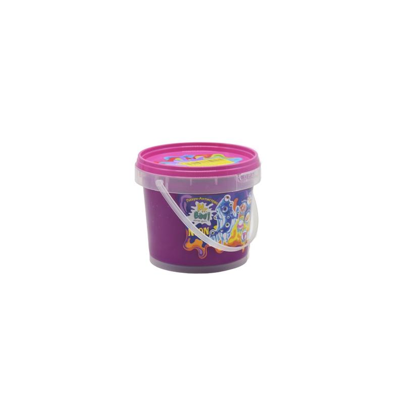 """Лизун-антистресс Mr. Boo: Neon, 500 г (фиолетовый) купить в магазине """"Пустун"""""""