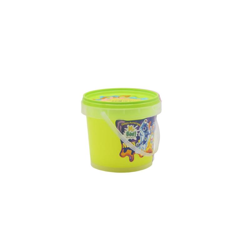 """Лизун-антистресс Mr. Boo: Neon, 500 г (желтый) купить в магазине """"Пустун"""""""