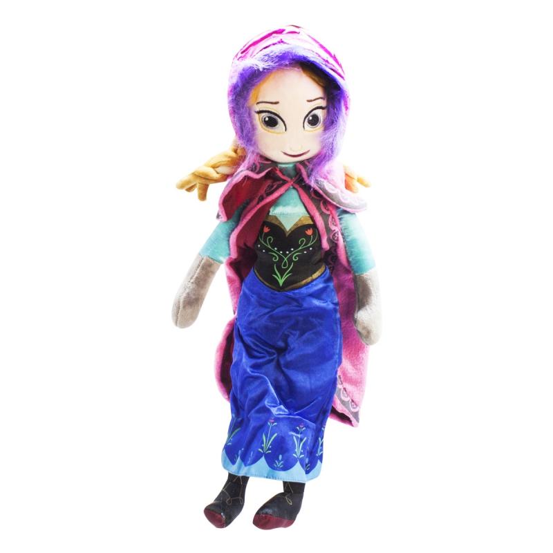 """Кукла мягкая Холодное сердце Анна купить в магазине """"Пустун"""""""
