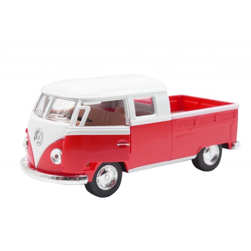 """Машинка KINSMART Volkswagen Bus (красная) купить в магазине """"Пустун"""""""