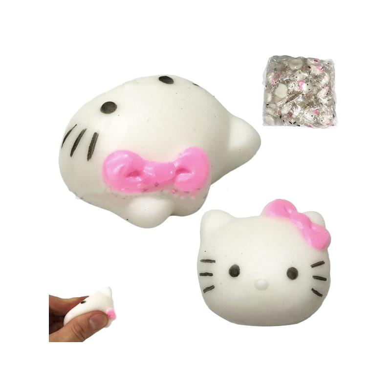 "Игрушка антистресс Hello Kitty (4,5 х 3,5 см) купить в магазине ""Пустун"""