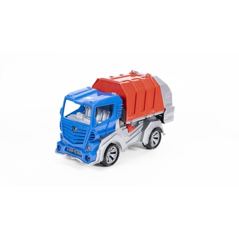 """Детский мусоровоз (синий) купить в магазине """"Пустун"""""""
