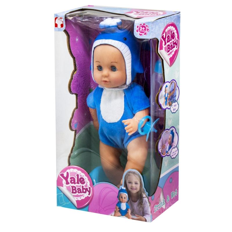 """Функциональный пупс Yale Baby Дельфинчик купить в магазине """"Пустун"""""""
