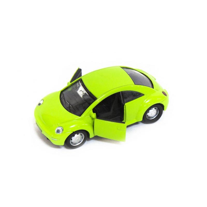"""Машина металлическая Volkswagen Beetle салатовая купить в магазине """"Пустун"""""""