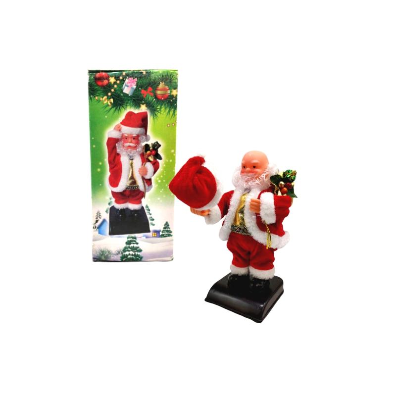 """Музыкальная игрушка Санта Клаус купить в магазине """"Пустун"""""""