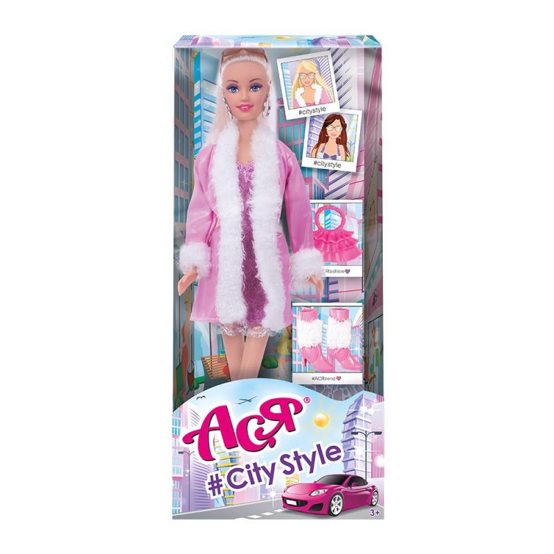"""Кукла Ася A Style с аксессуарами купить в магазине """"Пустун"""""""