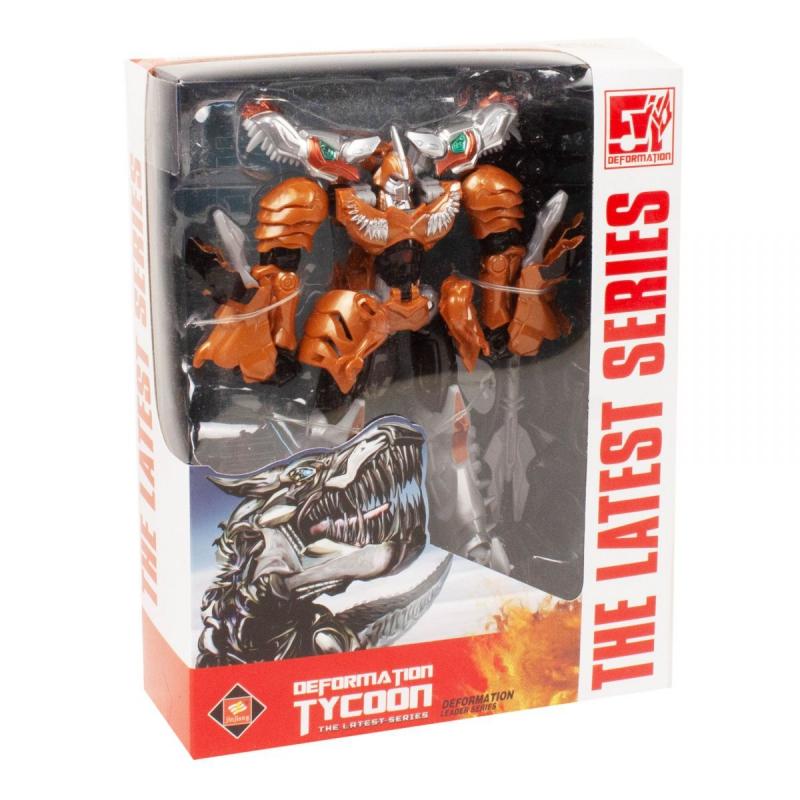 """Робот-трансформер """"The Reformers: Гримлок"""" JJ601A-C купить в магазине """"Пустун"""""""
