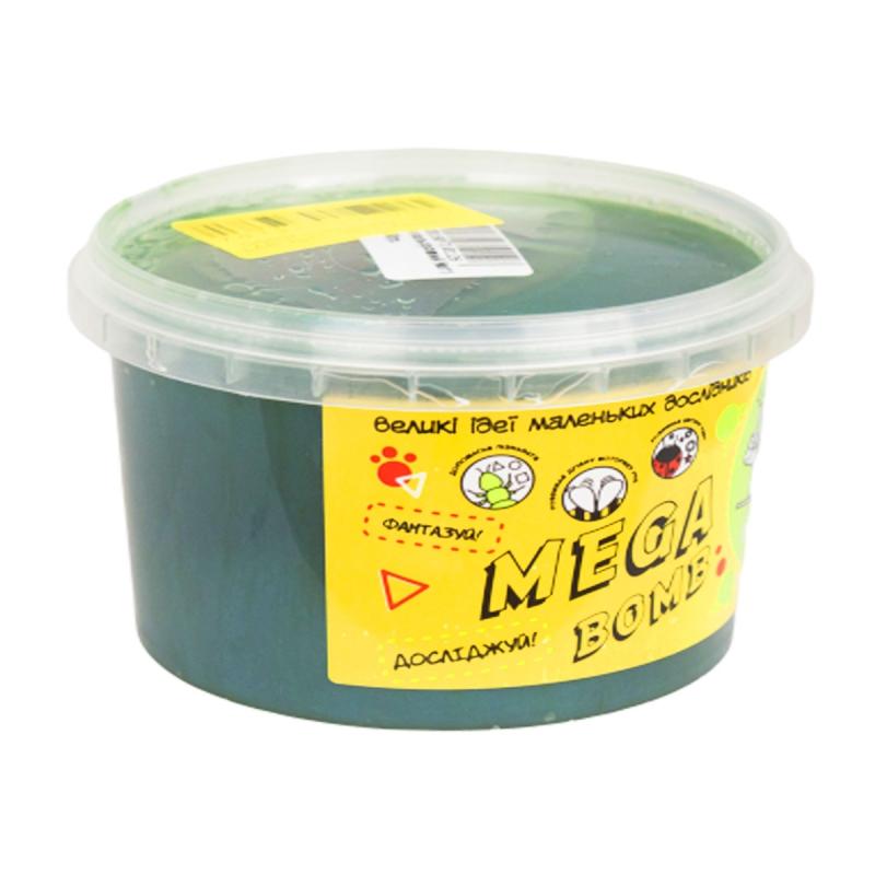 """Слайм Kids Lab Mega Bomb №11 500 г бирюзовый купить в магазине """"Пустун"""""""