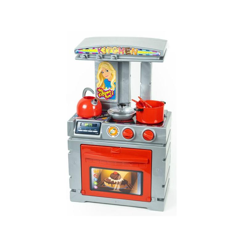 """Игровой набор Кухня серый 905 купить в магазине """"Пустун"""""""
