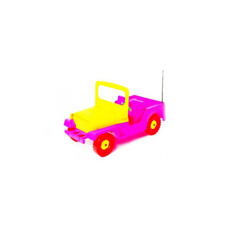 """Машинка (внедорожник) Гиго (розовый) купить в магазине """"Пустун"""""""