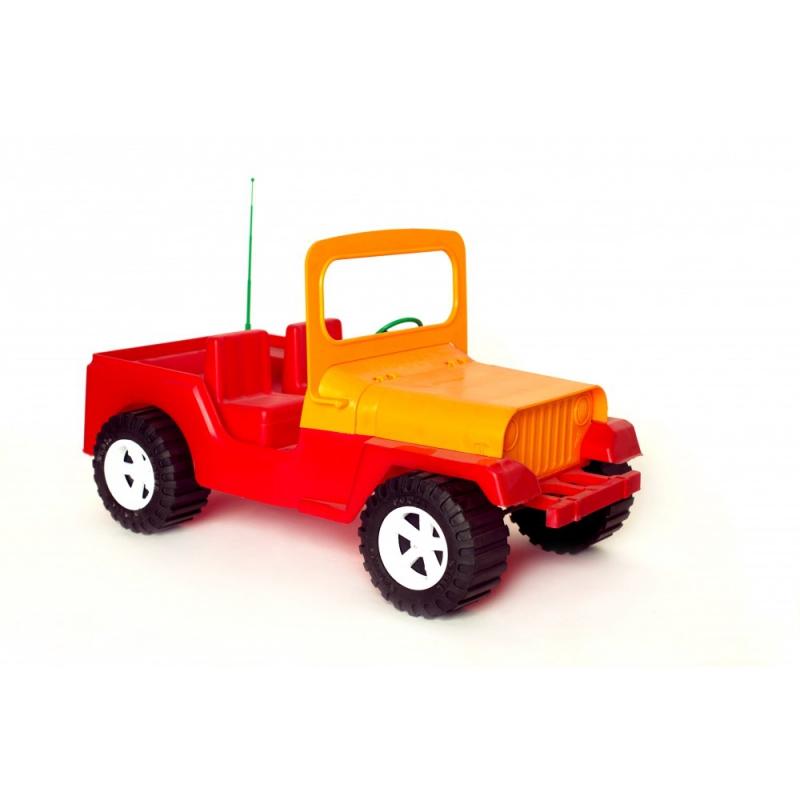 """Машинка (внедорожник) Гиго (красный) купить в магазине """"Пустун"""""""