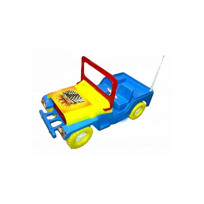 """Машинка (внедорожник) Гиго (синий) купить в магазине """"Пустун"""""""