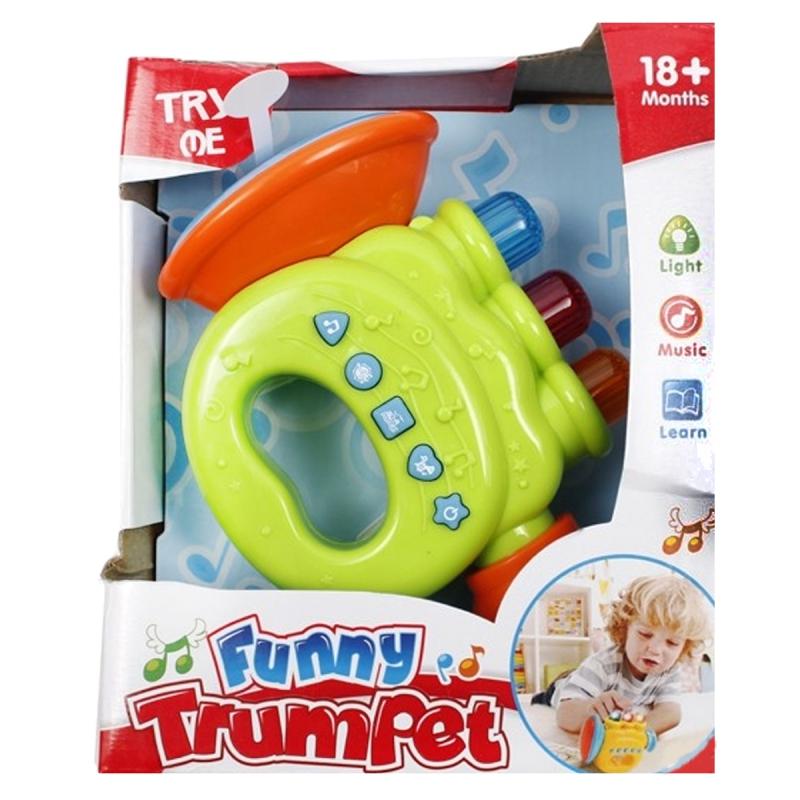 """Музыкальная игрушка Труба купить в магазине """"Пустун"""""""