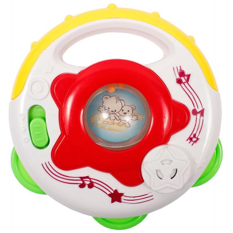 """Музыкальная игрушка Бубен купить в магазине """"Пустун"""""""