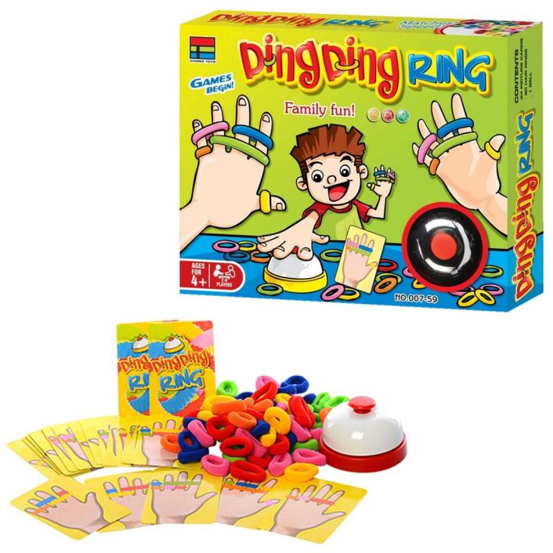 """Настольная игра Ding Ding Ring купить в магазине """"Пустун"""""""