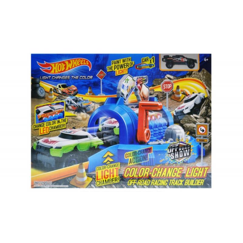 """Трек-запуск """"Hot Wheel: Тоннель"""", ультрафиолет 7900 купить в магазине """"Пустун"""""""