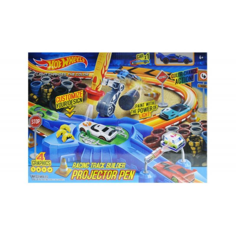 """Трек-запуск """"Hot Wheel"""", ультрафиолет 7901 купить в магазине """"Пустун"""""""