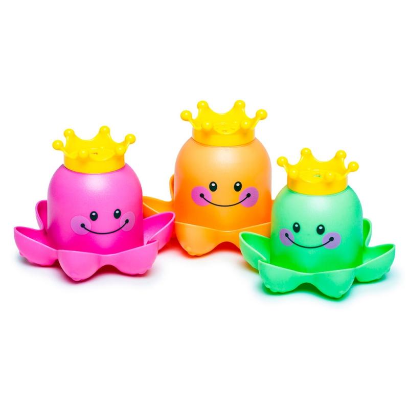 """Набор игрушек для ванной """"Осьминожки"""" 58052 купить в магазине """"Пустун"""""""