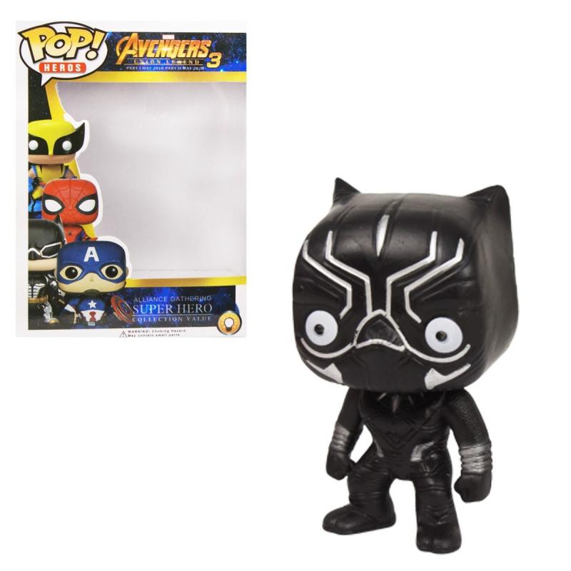 """Фигурка """"POP! Супергерои: Черная пантера"""" 662 купить в магазине """"Пустун"""""""