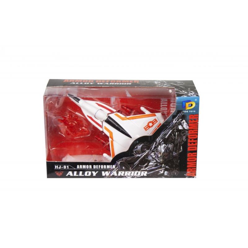 """Трансформер  робот (самолет) D622-H009A купить в магазине """"Пустун"""""""