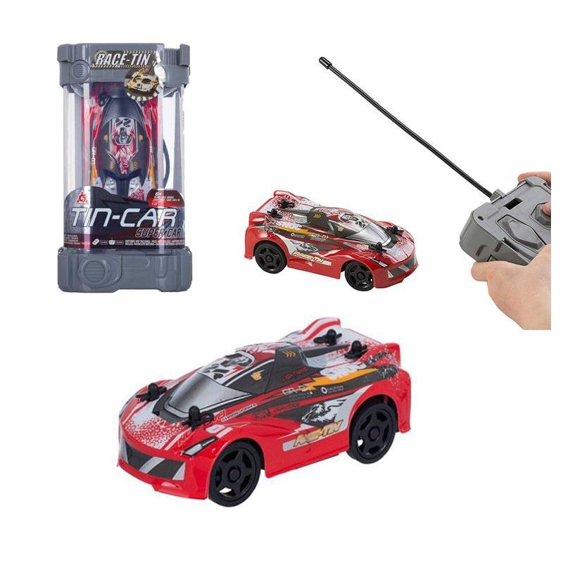 """Машинка на радиоуправлении """"Tin Car"""" (красная) YW253101 купить в магазине """"Пустун"""""""