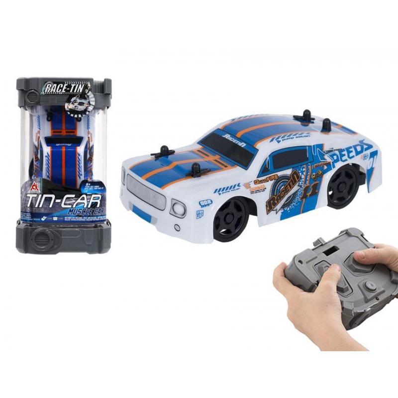 """Машинка на радиоуправлении """"Tin Car"""" (белая) YW253103 купить в магазине """"Пустун"""""""