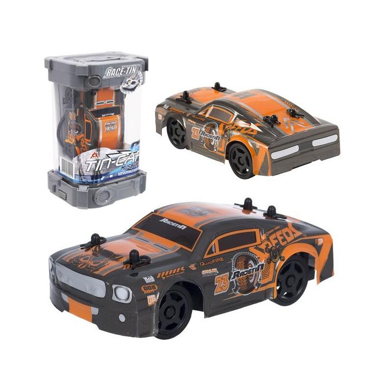 """Машинка на радиоуправлении """"Tin Car"""" (черная) YW253104 купить в магазине """"Пустун"""""""