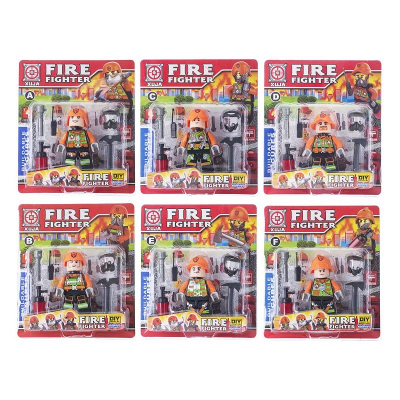"""Игрушечный набор """"Fire Fighter""""  с аксессуарами SB1032 купить в магазине """"Пустун"""""""