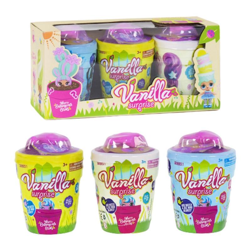 """Набор-сюрприз """"Vanilla Surprise"""" (3 штуки) LK 1056 купить в магазине """"Пустун"""""""