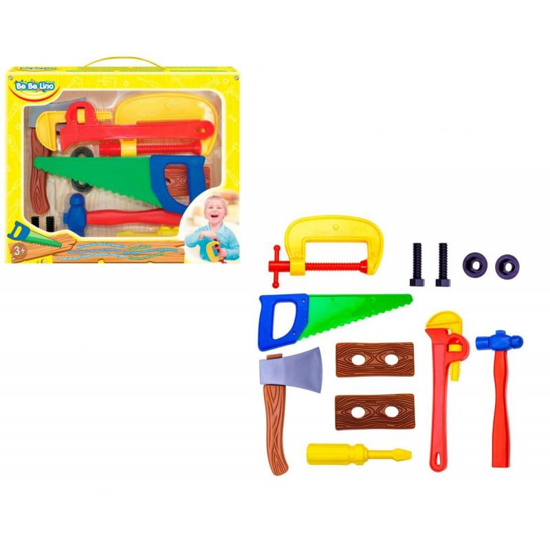 """Игровой набор """"Мой первый набор инструментов"""" 58041 купить в магазине """"Пустун"""""""