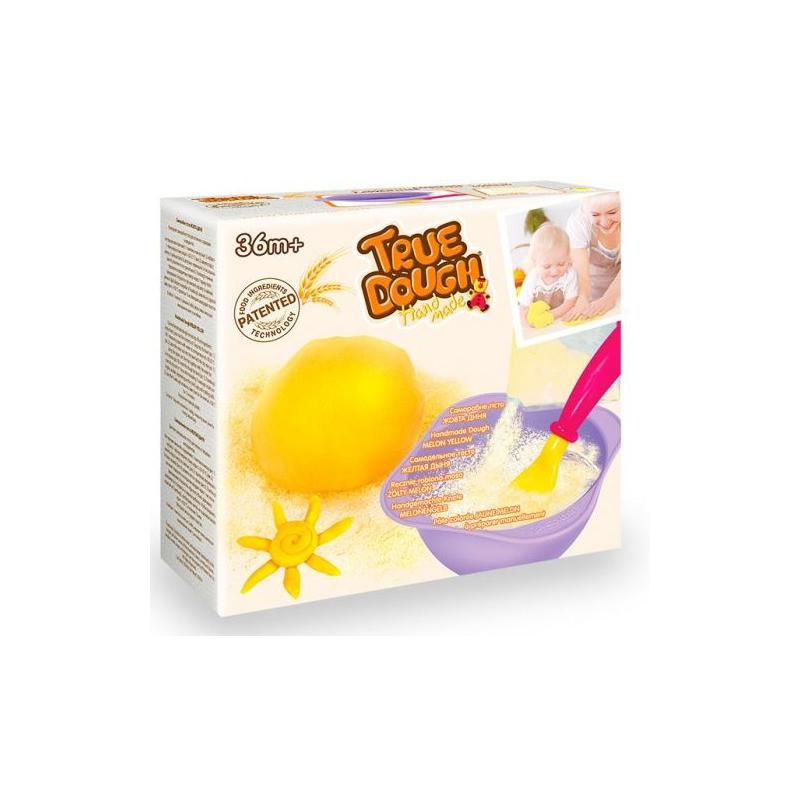 """Самодельное тесто """"Желтая дыня"""" 21018 купить в магазине """"Пустун"""" Фото 2"""
