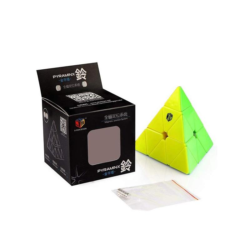"""Головоломка Рубика Magnetic Pyraminx Bell купить в магазине """"Пустун"""""""