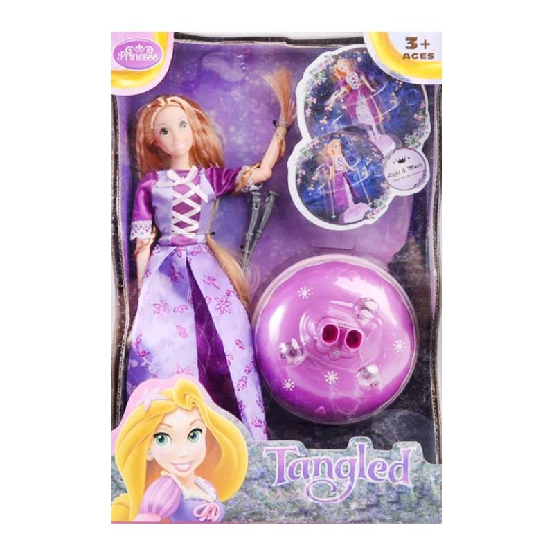 """Танцующая кукла Рапунцель купить в магазине """"Пустун"""""""