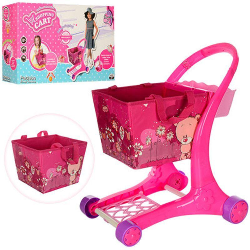 """Тележка для продуктов """"Shopping Cart"""" 9955 купить в магазине """"Пустун"""""""
