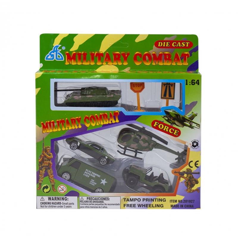 """Игрушечный набор Military Combat мини-транспорт купить в магазине """"Пустун"""""""