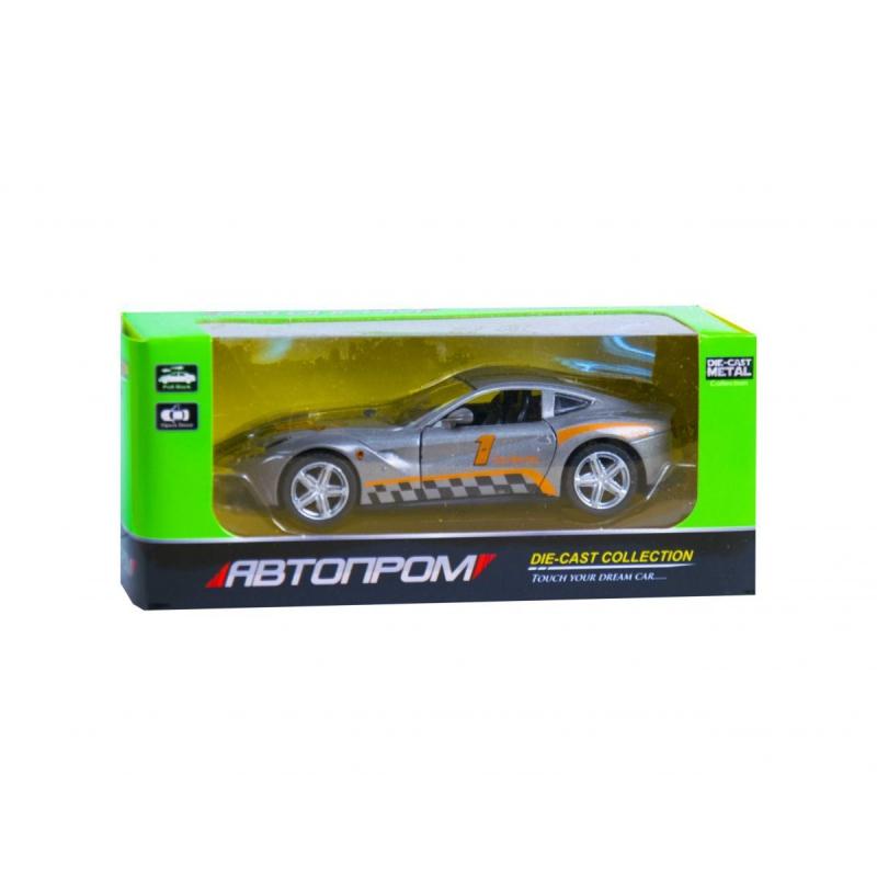 """Машинка инерционная Chevrolet Corvette Stingray из серии Автопром купить в магазине """"Пустун"""""""